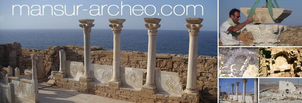 Mansur-Acheo : Vincent Michel, archéologue
